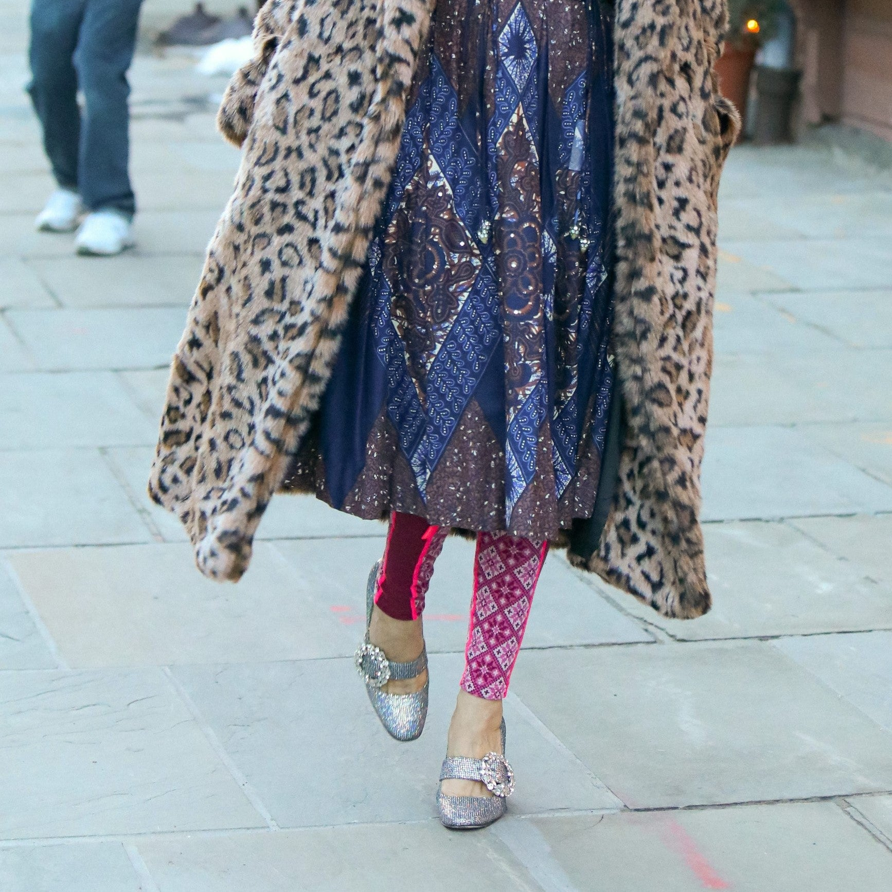 Sarah Jessica Parker's Eccentric Look Is So New York