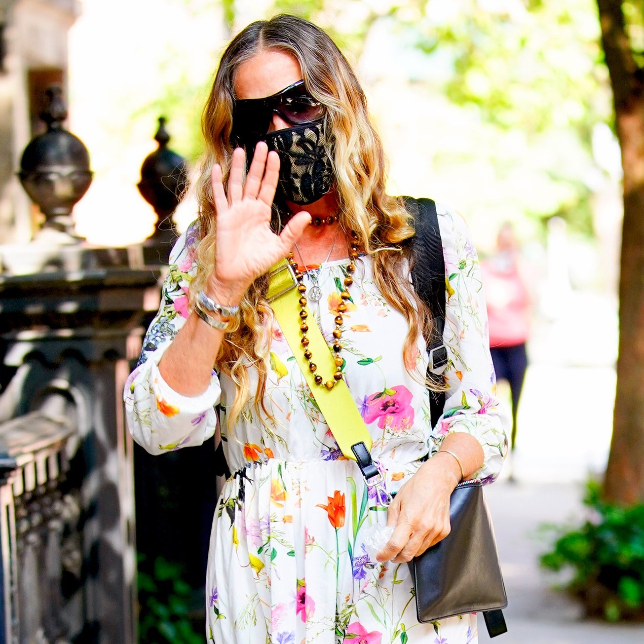 Sarah Jessica Parker Brings Back the Pretty Heel