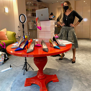 Sarah Jessica Parker Details SJP Collection's Virtual NYFW Event