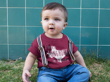 Load image into Gallery viewer, I HAVE A LONGHORN IN MY DIAPER Child Tee
