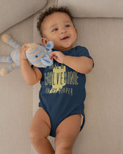 Load image into Gallery viewer, I HAVE A WOLVERINE IN MY DIAPER Baby One Piece