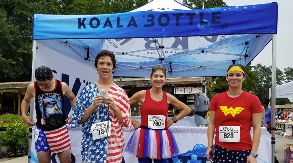 Born In the USA – Strictly Running July 4th Road Race