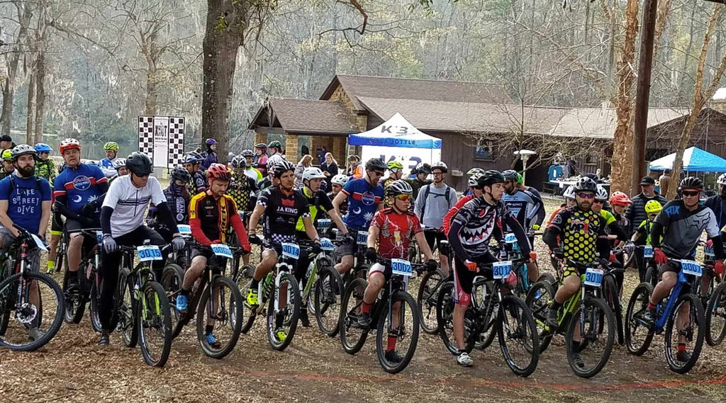 Southern Classic MTB Series at Poinsett State Park