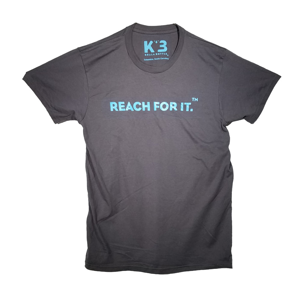 REACH FOR IT tshirt by Koala Bottle