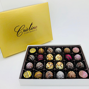 Chocolate Truffle Collection (24 Piece Box)