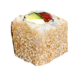 Inside Out Roll Sushi