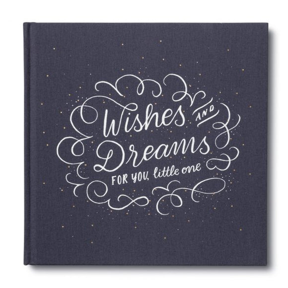 Baby Book  |  Wishes & Dreams