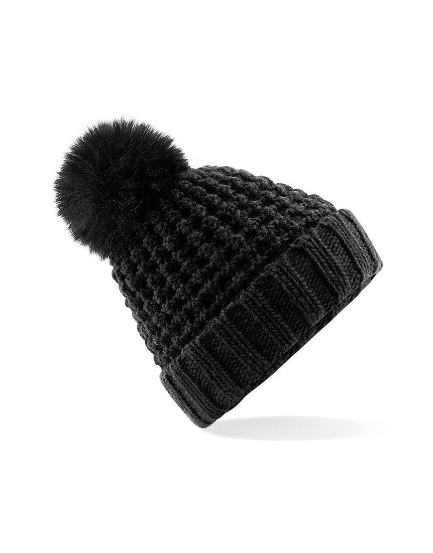 Popcorn Pop-a-Pom Beanie (4 colours)