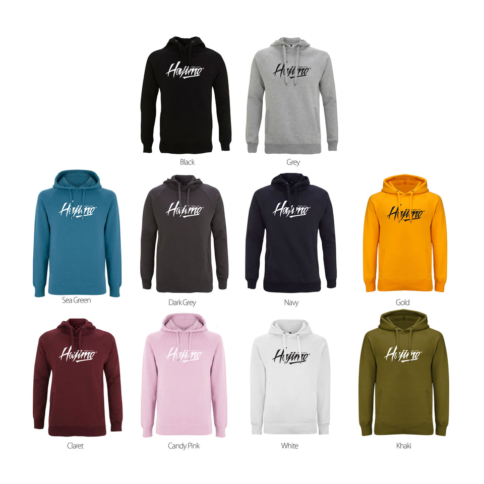 Pullover hoodie (10 colours)
