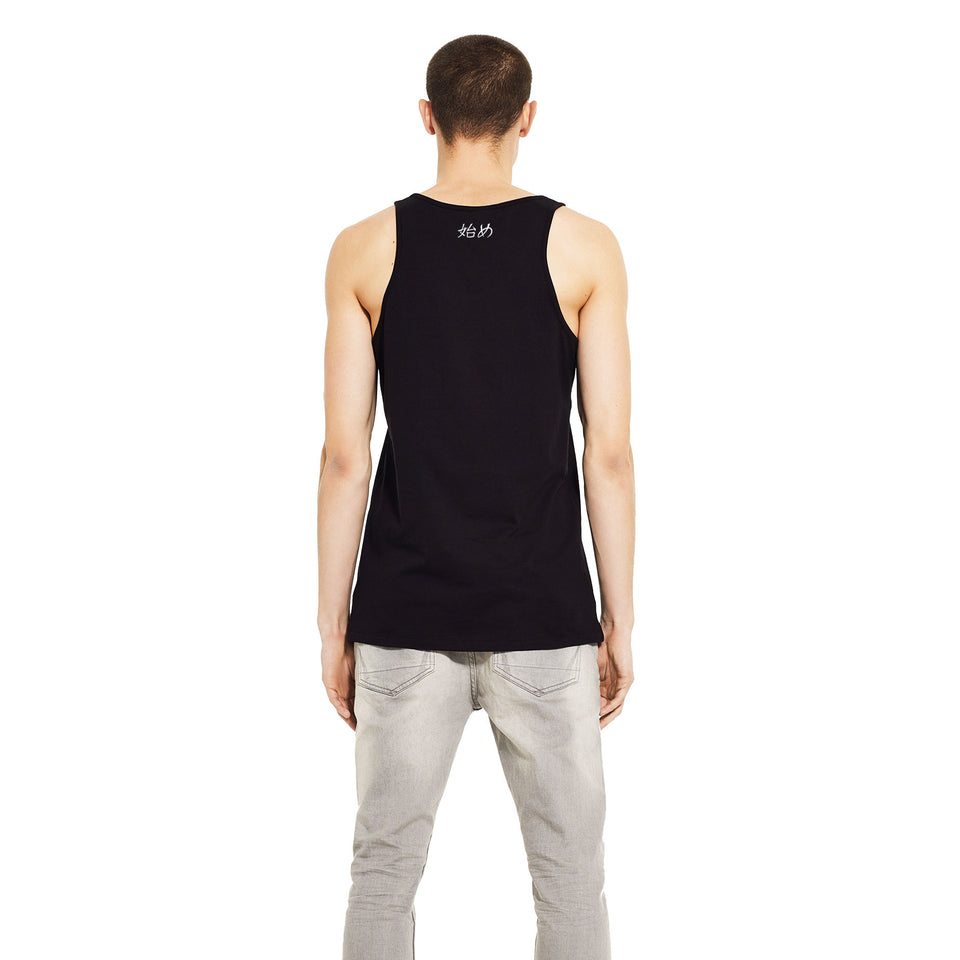 Organic cotton vest (2 colours)