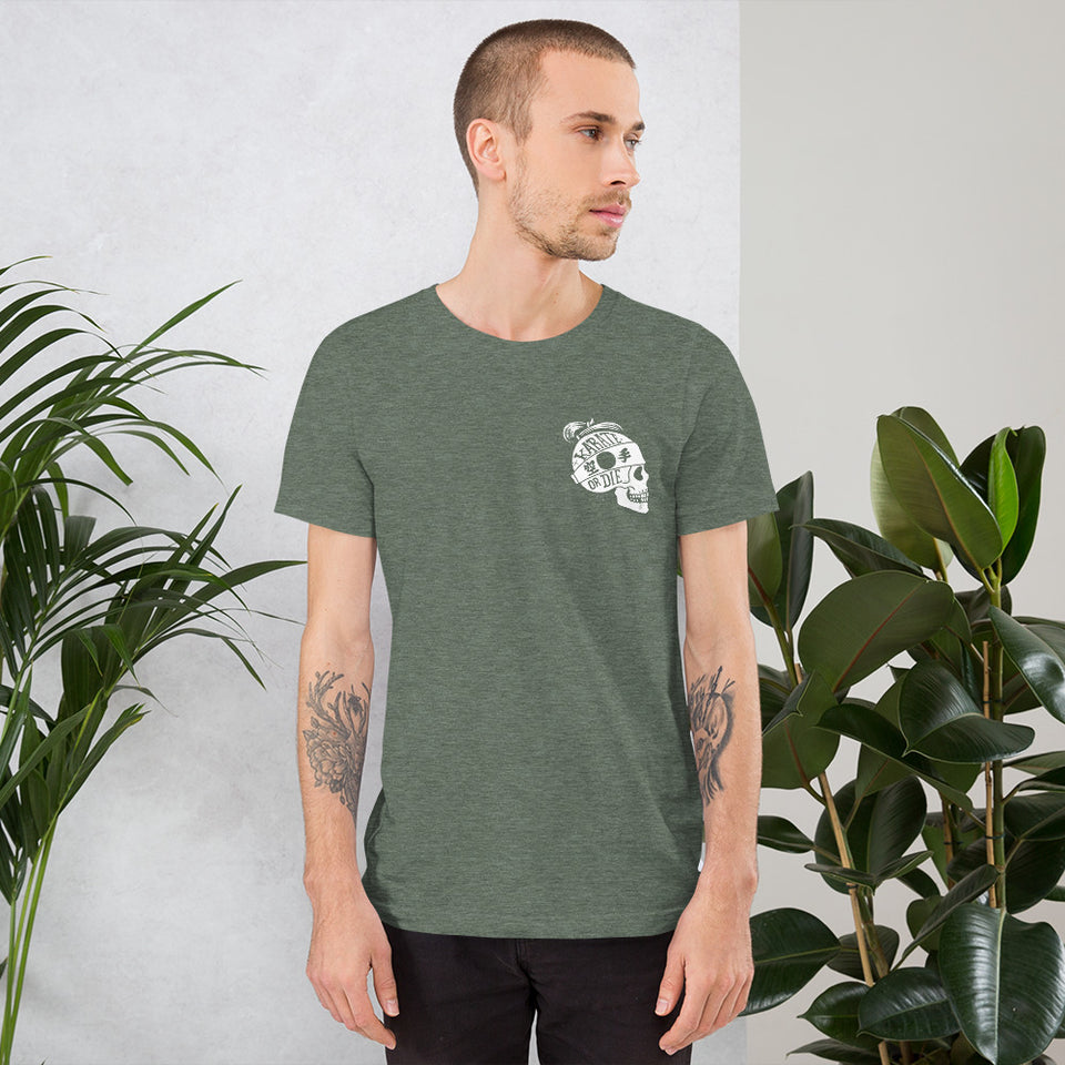 Karate or Die T-shirt (7 colours)