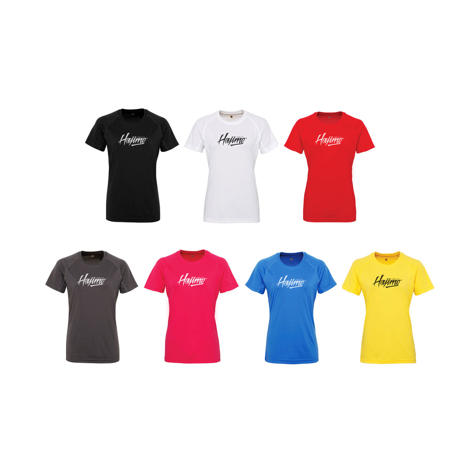 Air vented performance tee