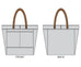 P1902 - Tote Bag Pattern - Fully Illustrated Instructions