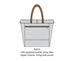P1902 - Tote Bag Pattern - Choice to add extra features as you want