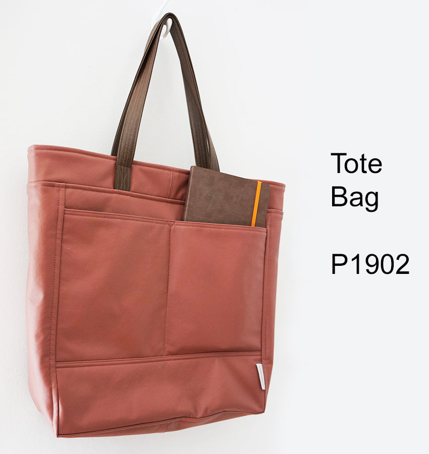 P1902 - Tote Bag Pattern - PDF Download