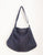 Field of Joy Dark Denim Tote Back