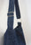 Dark Denim Tote Bag Adjustable Strap