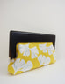 Luisa Ginkgo Clutch Yellow