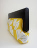Luisa Ginkgo Clutch Side View