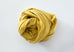 Infinity scarf - Organic Cotton - Mustard Yellow
