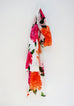 Scarf - Beautiful Floral Print - Cotton Silk Blend