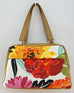 Wine Tasting Weekend - large vibrant floral print