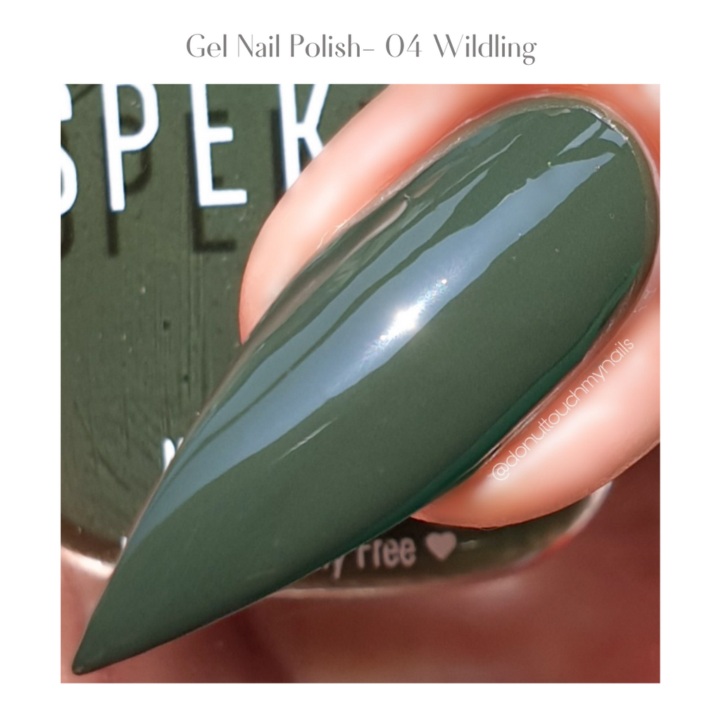 Spekta Gel Nail Polish- 04 Wildling (8ml)