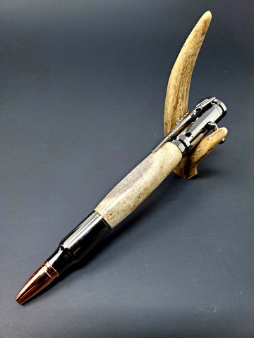 Antler Bolt Action Pen