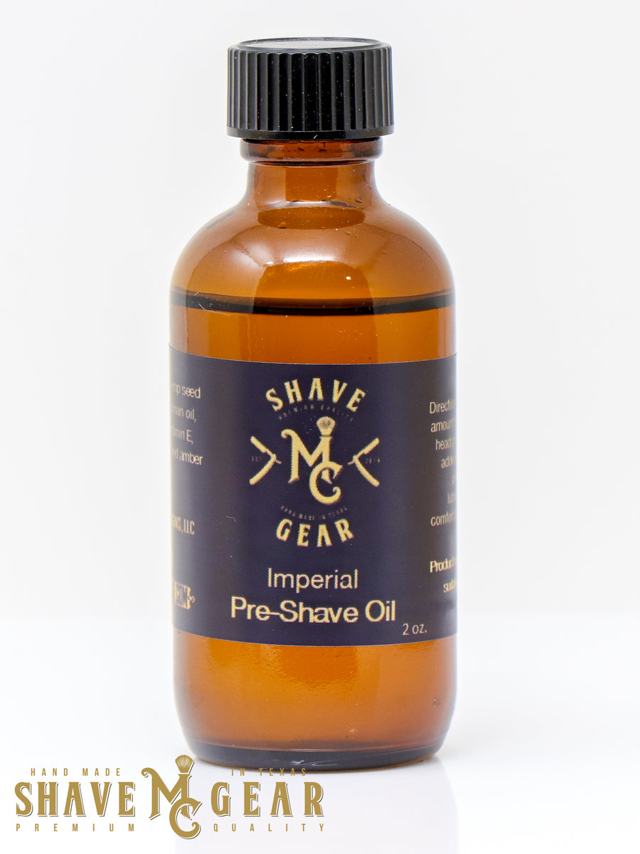imperial scented pre shave oil