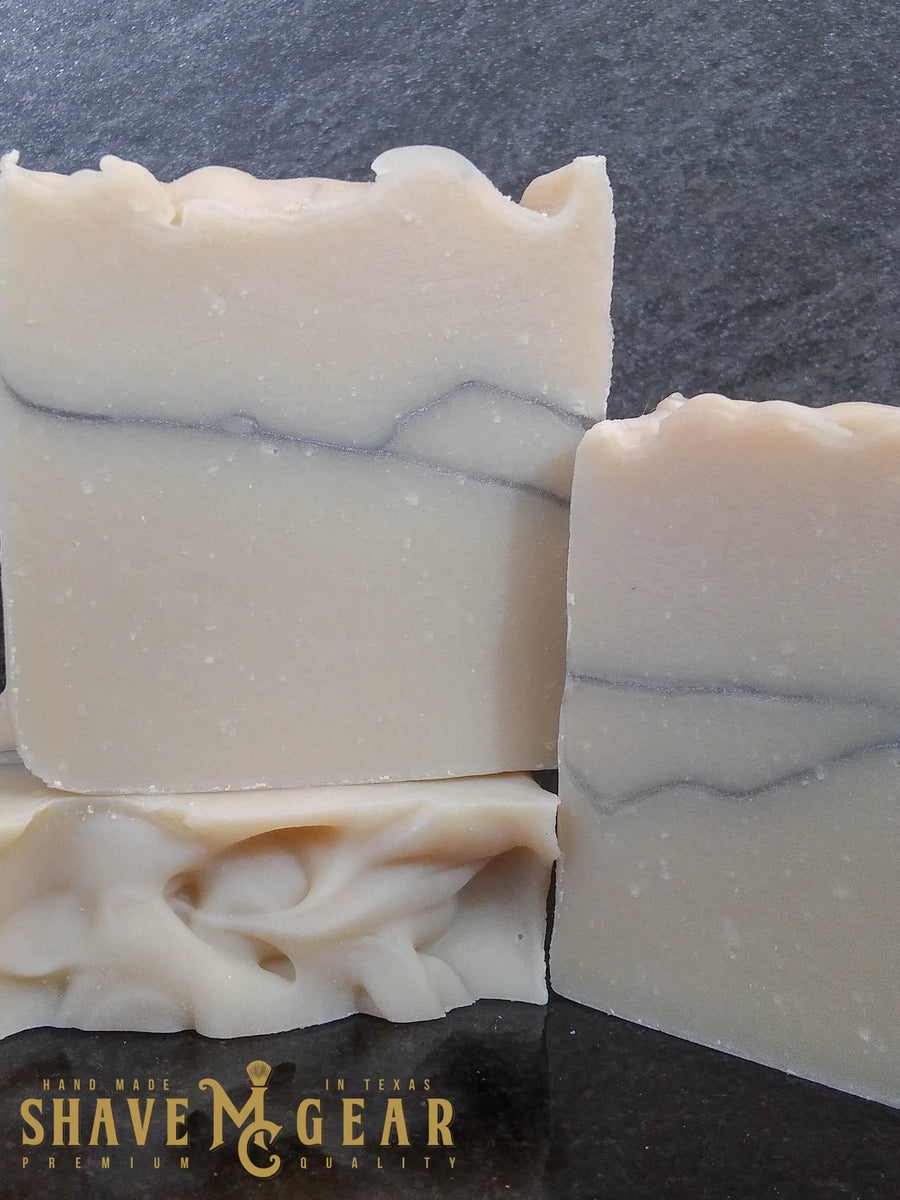 imperial handmade shampoo bar for hair, face and body