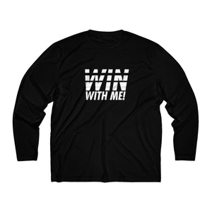 Men's Long Sleeve Moisture Absorbing Tee - Alycia Mikay Fashion