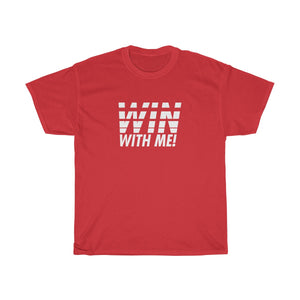 """Win With Me"" T-shirt - Alycia Mikay Fashion"