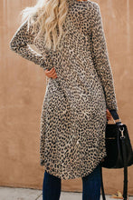 Load image into Gallery viewer, Leopard Print Cardigan - Alycia Mikay Fashion