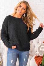 Load image into Gallery viewer, Twist Back Sweater - Alycia Mikay Fashion