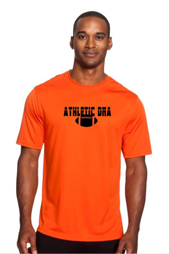 Athletic DNA Football Tee - Alycia Mikay Fashion