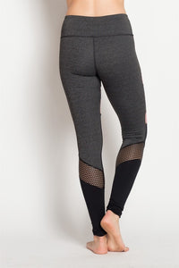 Color Accent Leggings - Alycia Mikay Fashion