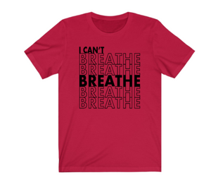 I Can't Breathe T-Shirt - Alycia Mikay Fashion