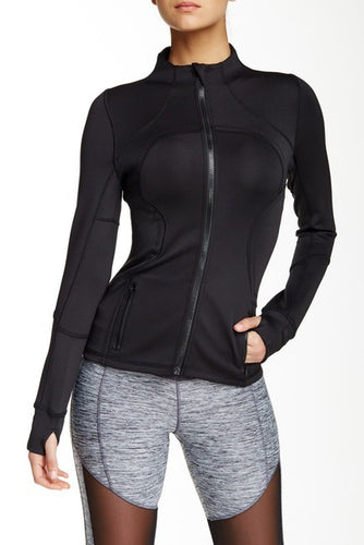 Elite Active Jacket - Alycia Mikay Fashion