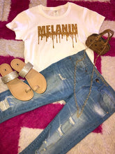 Load image into Gallery viewer, Melanin Goddess Tee - Alycia Mikay Fashion