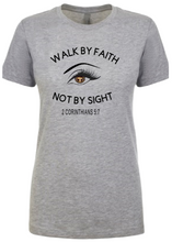 Load image into Gallery viewer, Walk By Faith Tee - Alycia Mikay Fashion