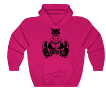 Load image into Gallery viewer, Black Panther Wakanda Hoodie - 10% of this purchase will be donated to American Cancer Society
