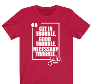 Get In Trouble T-shirt - Alycia Mikay Fashion