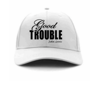 Fancy Good Trouble Basesball Cap - Alycia Mikay Fashion