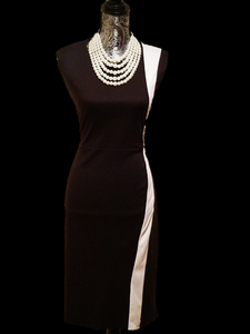 Black Career Dress - Alycia Mikay Fashion