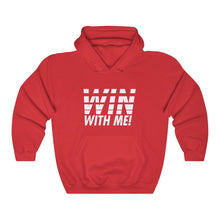 "Load image into Gallery viewer, ""Win With Me"" Hoodie - Alycia Mikay Fashion"