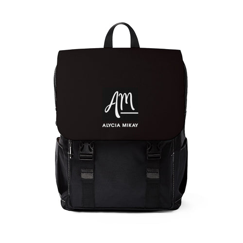 Unisex Casual Shoulder Backpack - Alycia Mikay Fashion