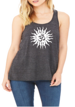 Load image into Gallery viewer, Namaste Flowy Racerback Tank - Alycia Mikay Fashion