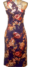 Load image into Gallery viewer, One Shoulder Cocktail Dress - Alycia Mikay Fashion