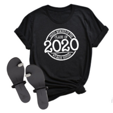 Load image into Gallery viewer, Class of 2020 T-Shirt - Alycia Mikay Fashion