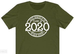 Class of 2020 T-Shirt - Alycia Mikay Fashion